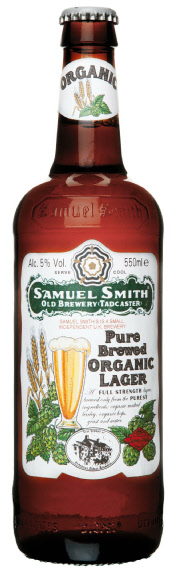 Samuel Smith Organic Pure Brewed Lager