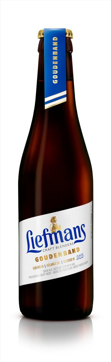 Liefmans Goudenband 33cl fles dry highres